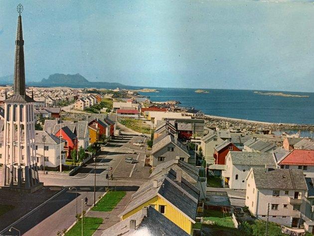 Bodø sentrum.