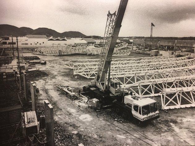I november 1990 var Nordlandshallen i startgropa.