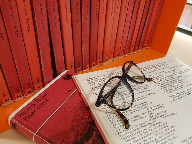 Alt 1: Ibsen som klassesett - ikkje like stas som teater