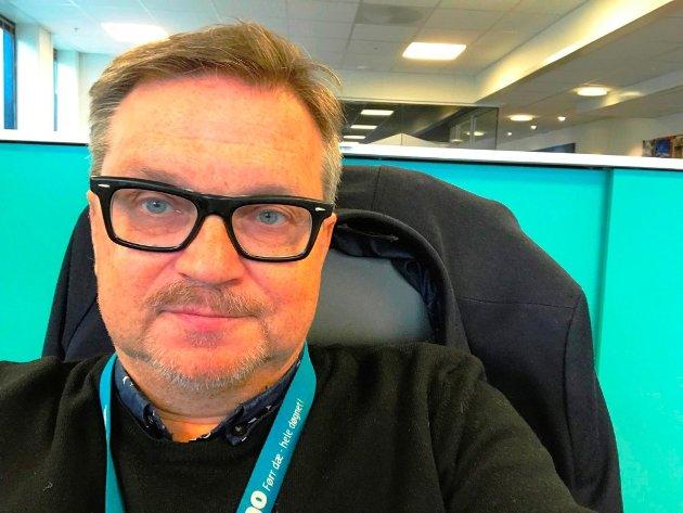 Stein Sneve er kommentator i Avisa Nordland.