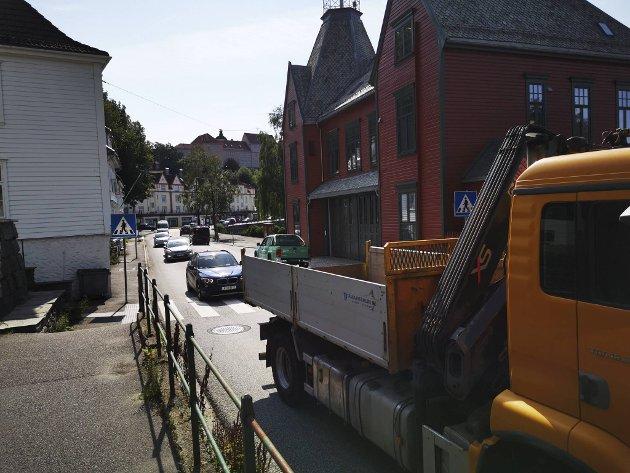 Konsekvenser av Bryggen-stengningen.