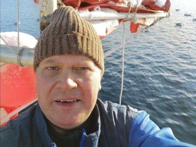 Ronny Wilhelmsen, parlamentarisk leder for arbeiderpartiets sametingsgruppe.