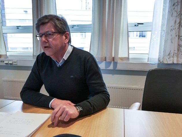 SVAR: Reidar Sandal svarar på det opne brevet frå Johs B. Thue. Sandal kjenner seg ikkje att i Thue si skildring av arbeidet med ambulansetenesta.