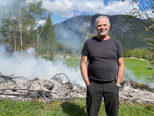 Energiselskapet Cloudberry vil tene 500 millionar kroner på 60 år, med ei betre utnytting av vassressursane i Selsvatnet, skriv Rune Nydal.