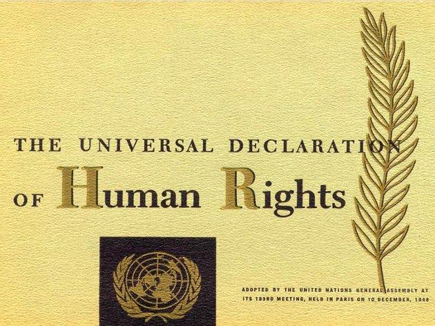 «De ti bud for humanister», FNs menneskerettserklæring står sentralt i humanistisk konfirmasjon.