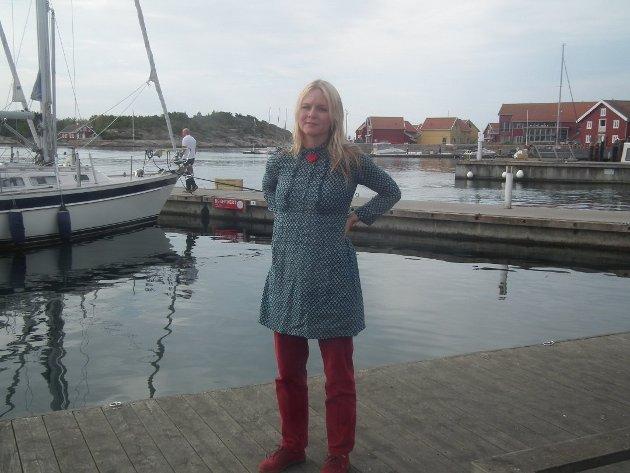 Ordførerverv i sikte: Mona Vauger (Ap) har svært gode sjanser for å overta etter Eivind Norman Borge. (Arkivfoto: Ask Bankerud)