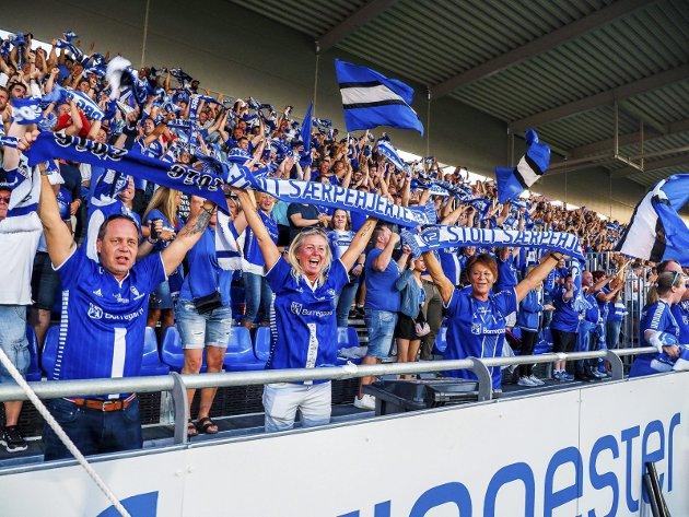 SARPINGENES KLUBB: Det er på tide med ro i Sarpsborg 08 - sarpingenes egen fotballklubb, mener SAs Petter Kalnes..