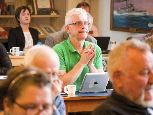 Bror Martin Hansen er leder i planutvalget og representerer Miljøpartiet de Grønne.