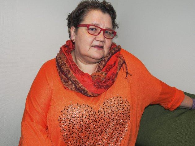 MERKVER>DIG REDSEL: Ann Tove Dalhaug, tidligere bystyremedlem for Høyre, mener sosialistene er merkverdig redd for privatisering.