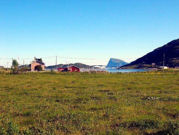 LØY OM SOMMARØY: Innovasjon Norge konstruerte en historie om at Sommarøy ville bli tidløs sone, og kamuflerte det de sendte til redaksjonene som en ekte pressemelding med bilder og det hele. Nå legger administrerende direktør i Innovasjon Norge, Håkon Hauglie, seg flat.