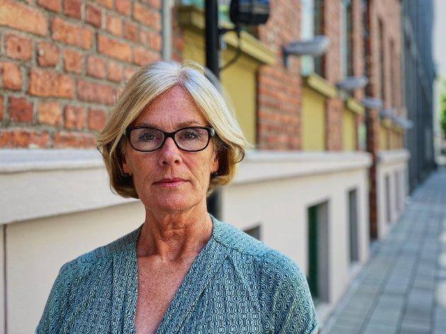 Elisabeth Fjellvang Kristoffersen - Generalsekretær MA - Rusfri Trafikk