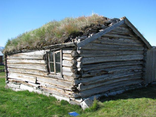KARSTUGU: Fokstugu på Dovre, Oppland fylke er støttet av Kulturminnefondet
