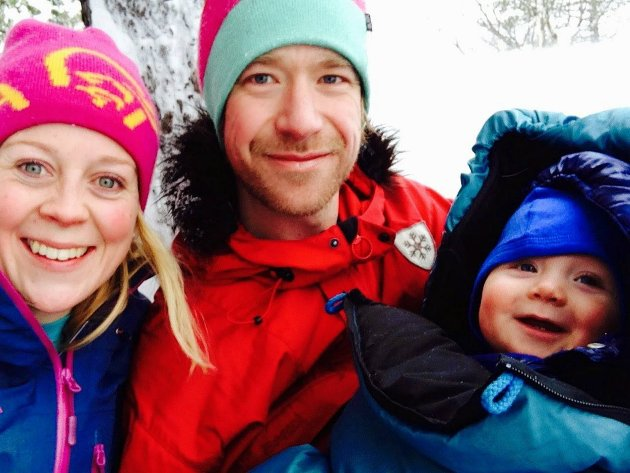 Etter 12 år i Stavanger, velger Mari Wedum og familien å ta det store spranget og flytte til ei bygd med snø - nemlig Vågå.