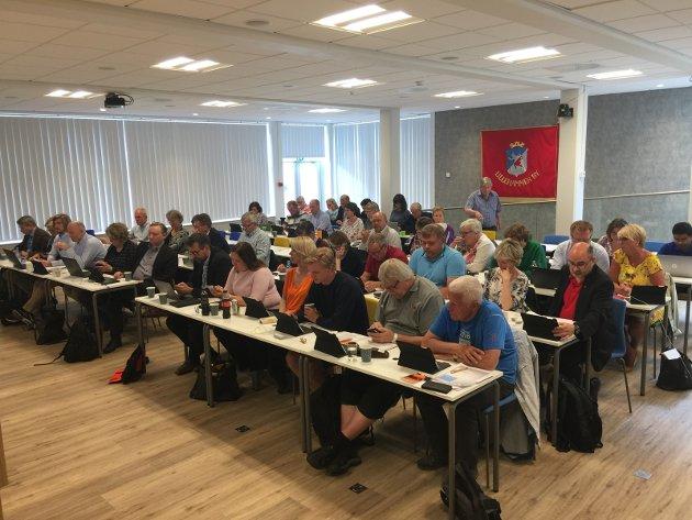 ENIGE: Det er i hovedsak et samlet kommunestyre i Lillehammer som har vedtatt prioriteringene for tidligere nedskjæringer innen helse og omsorg, skriver innsenderen.