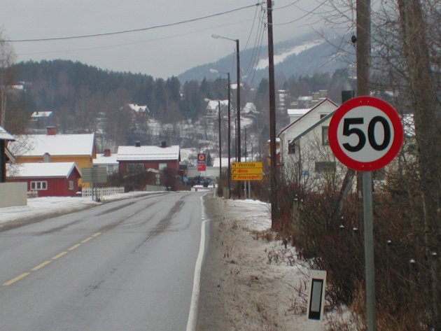 Elendig arv: Fylkeskommunen vil trolig arve gamle E6-strekninger. Fylket eier snart 7000 km veg.
