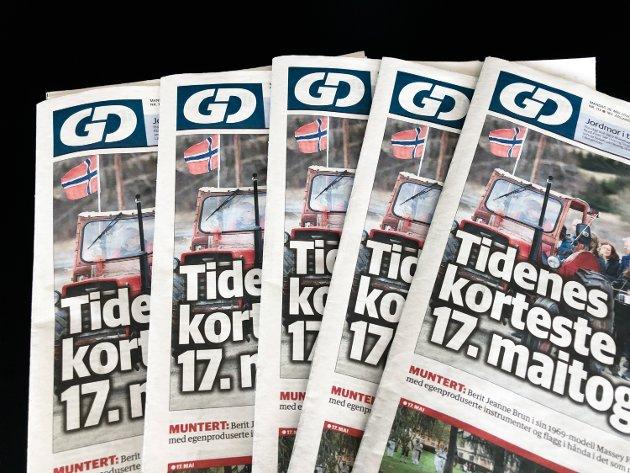 TILLIT: En seriøs og faglig sterk politisk og samfunnsanalytisk journalistikk vil være avgjørende for avisens troverdighet og den tillit den er avhengig av fra leserne, skriver Gunnar Tore Larsen.