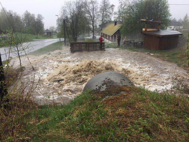 FLOM: Vernevedtaket for Finna bør gjøres om. Dels fordi fornuftig utbygging av den elva kan gi betydelig kraftmengde, men mest fordi den til tider store elva kan forårsake temmelig store skader i Vågåmo, skriver innsenderen.