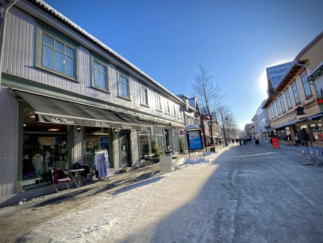 GÅGATA: Lillehammer sentrum trenger et større mangfold. Å ikke lytte til de unge kan koste dyrt.