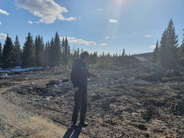 SÆRPREG: For framtiden ønskes derfor en særdeles begrenset og varsom byggeaktivitet så hele Nordseter igjen kan fremstå som en vakkerfjellperle., skriver Arne Stonor, Pensjonistpartiet.