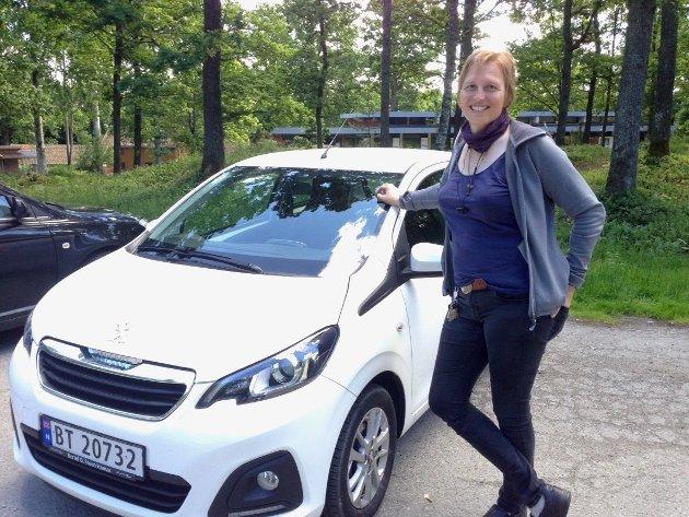 Gode arenaer for å lære trygg ferdsel, er et gode for oss alle, sier Karina Ødegård (MDG).