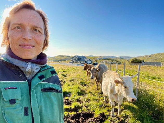 MDG: I vårt alternative jordbruksoppgjør setter vi en ny kurs for norsk matproduksjon, skriver Karina Ødegård (MDG).