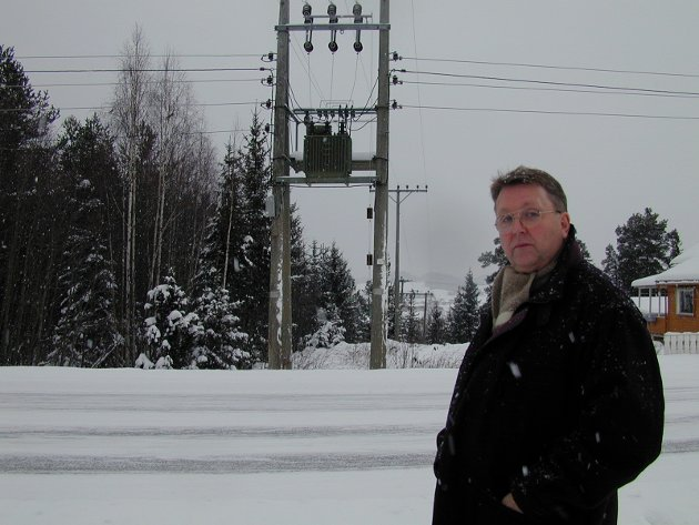 Kjell B. Østvær, arkivfoto