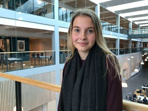 Thea Thaulow Brørby (17), Brandbu  - Conjuring er en stor publikumsfavoritt og den anbefaler jeg folk å se hvis man liker skrekkfilmer. Annabelle-filmene er også bra.