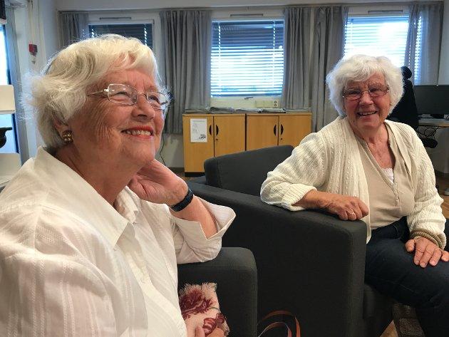 Tove Ranheim og Ellen Wøien, Gran sanitetsforening