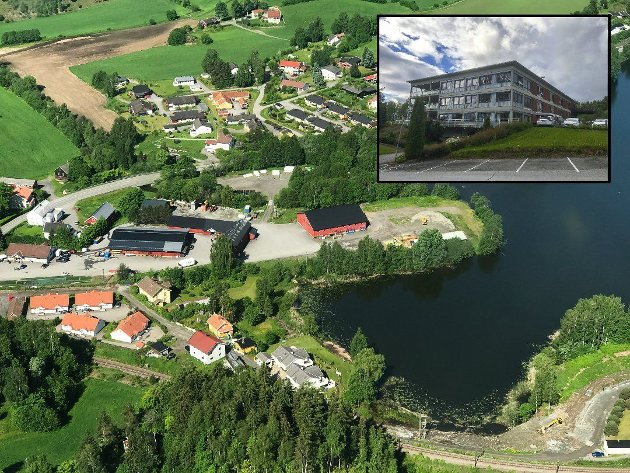 Større risiko på Skjervum: – Få andre tomter har den tryggheten som ligger i det å være nærmeste nabo til Jarenvannet. Du vil alltid være trygg på Sagatangen, uansett vær, skriver Iver Knarud.
