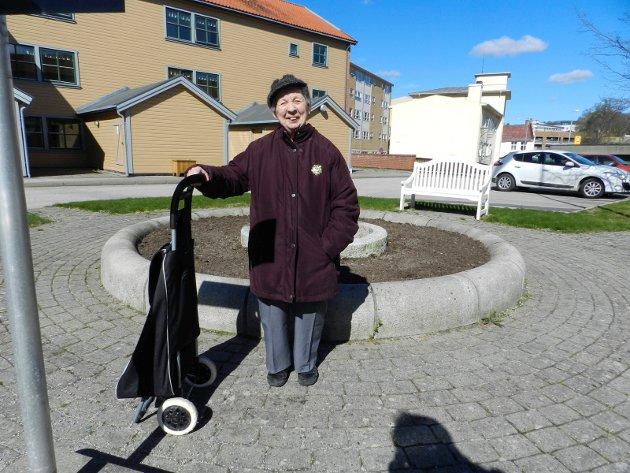 ENGASJERER SEG FORTSATT: Hillgund Klavestad.