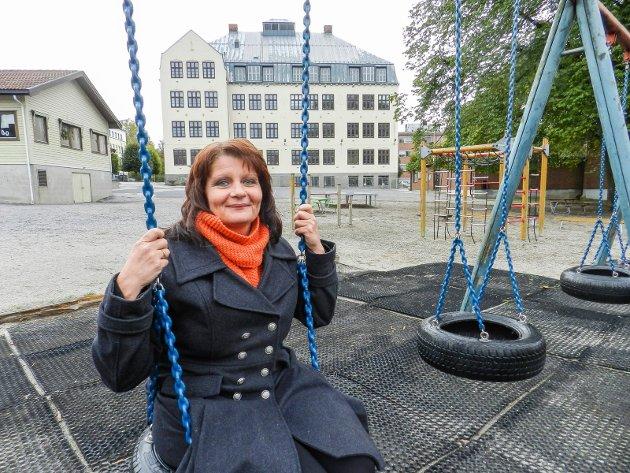 DØD: Kirsti Brække Myrli har gått ut av tiden.