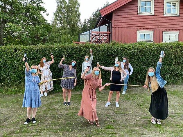 Koronasommeren: Foto: Kristine Dahlstrøm