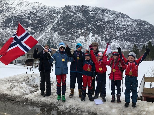 Noreg fekk premie for beste heiarop