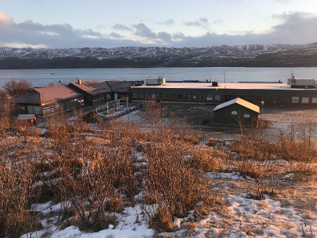 NORDSKOGEN: Dagens Nordskogen skole (bildet) og Båtsfjord skole skal etter planen slås sammen til én skole og én barnehage.