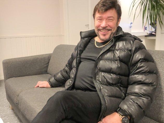 I KONFLIKT: Torbjørn Pettersen og 73 andre hytteeiere er i konflikt med Måsøy kommune om regningene for slamtømming.