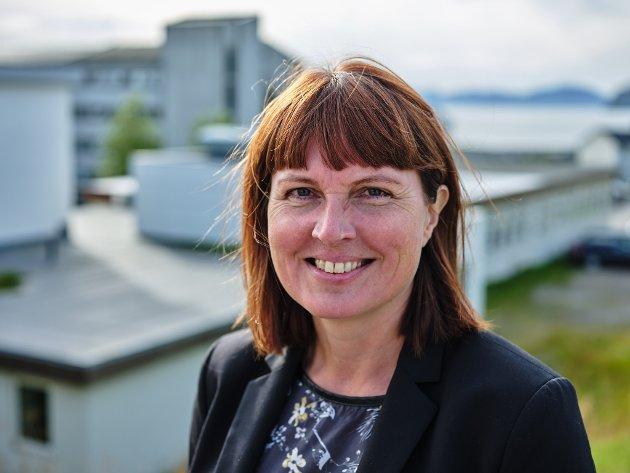 – For Hammerfest er det viktig å være i førersetet og bli med på den teknologiske utviklinga innenfor energisektoren, skriver Ingrid Petrikke Olsen.