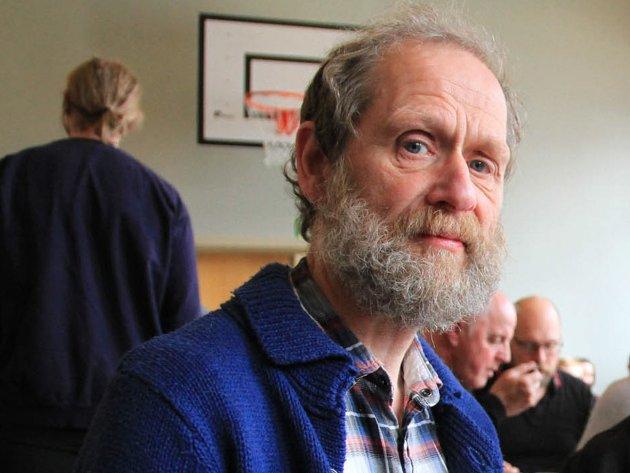 Nils Borge Teigen er sokneprest i den lutherske kirke i Lebesby.