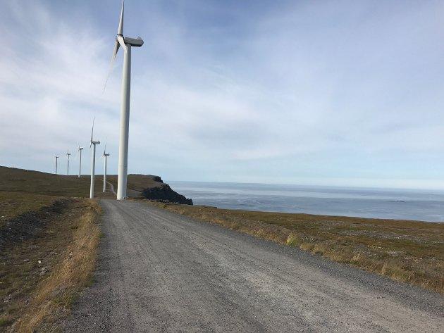 Havøygavelen vindpark