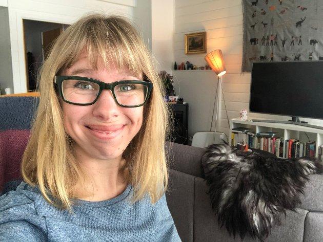 DE GODE HISTORIENE: I tiden framover vil iFinnmark snakke med dem som har valgt seg Finnmark som bosted, og på den måten utgjør en motvekt til befolkningsnedgang. Ansvarlig redaktør i Finnmarken, Anniken Renslo Sandvik, blir glad for alle tips.
