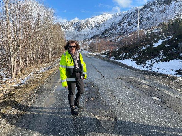 Det er ikke riktig at fylkesrådet i Troms og Finnmark kutter i vedlikeholdspenger. Vedlikehold er mer enn asfalt!