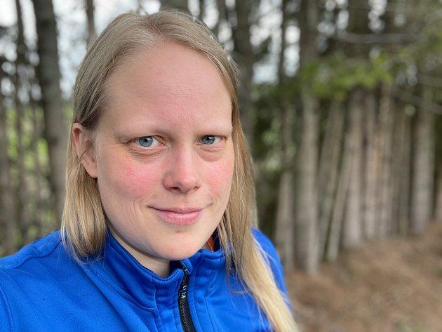 Nyhetsleder Anita Jacobsen håper innbyggerne i Aurskog-Høland følger kommunens vaksineråd.