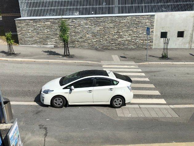 Livsfarlig parkering