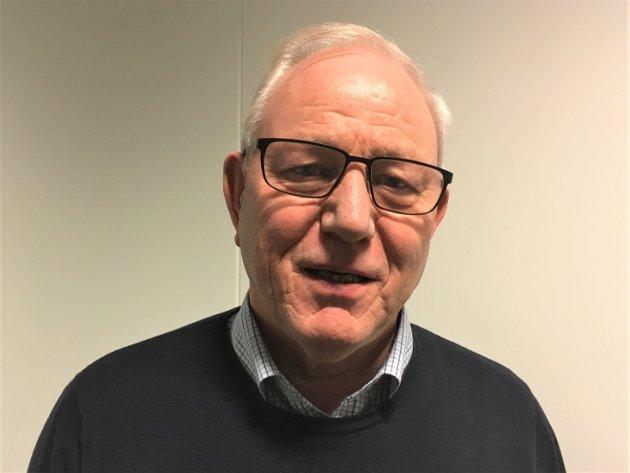 INNSENDER: Tor Arne Walskaar er styreleder, IOGT Region Sør-Norge