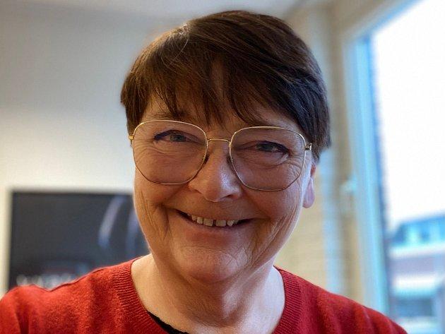 Ingunn Strand Johansen, fylkesleder FO Viken