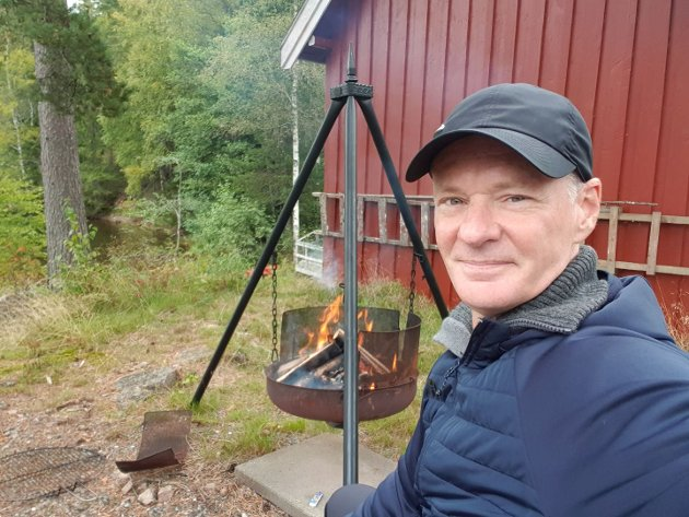 Verneombud på Hennummarka skole, Halvor Jordbakke
