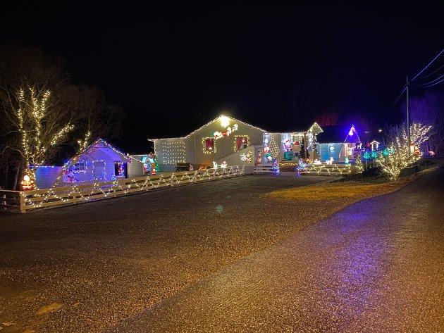 Julehuset i Tussan, Vestvågøy