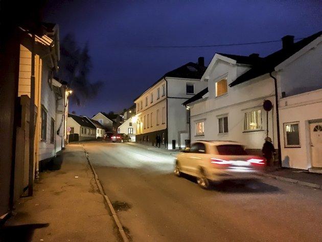 Utsatt: Store deler av området Værlegaten/ Nyquistbyen vil forsinne for å bli erstattet med en oppgradert jernbaneforbindelse.