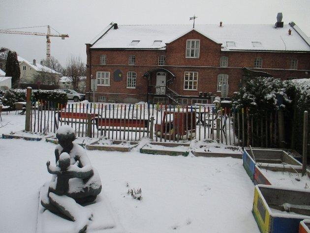 Frivillighetens hus i Moss