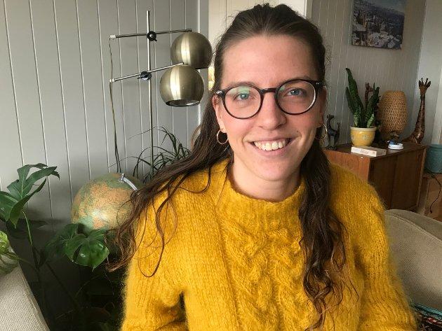 Hanne Mork Hamre, Framtiden i våre hender Trondheim studentlag