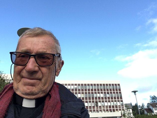 Knut Sand Bakken tror prestemangelen i vårt nordligste bispedømme har kommet for å bli.